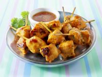 Spiced Turkey Skewers recipe