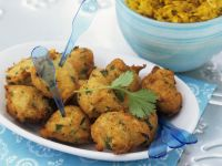 Spiced Vegetarian Bites recipe