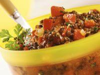Spiced Veggie & Pulse Casserole recipe