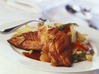 Spicy Oriental Fish Dish recipe
