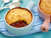 Spicy Beef Pot Pie recipe