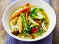 Spicy Bowl of Mixed Veggies recipe