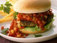 Spicy Burgers recipe
