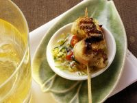 Spicy Chicken Skewers recipe