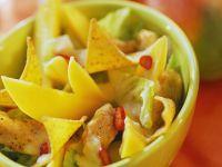 Spicy Chicken with Tortilla Chips recipe