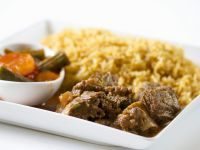 Spicy Indian Lamb Curry recipe