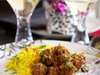 Spicy Indonesian Beef recipe