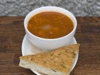 Spicy Indonesian Tomato Soup recipe