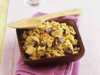 Spicy Italian Rice Bowl recipe