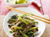 Spicy Korean Beef recipe
