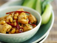 Spicy Kung Pao Chicken recipe