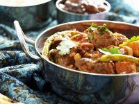 Spicy Lamb Curry recipe