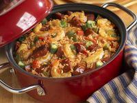 Spicy Louisiana Rice Casserole recipe