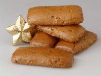 Spicy Orange Cookies
