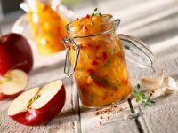 Spicy Orchard Pickle recipe