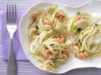 Spicy Pasta with Crabmeat recipe