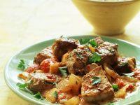 Spicy Pork recipe