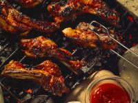 Spicy Pork Spare Ribs recipe