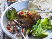 Spicy Portuguese Pork recipe