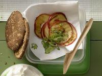 Spicy Quark Sandwiches recipe