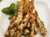 Spicy Shrimp Skewers recipe
