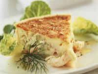 Savoury Shrimp Pie recipe