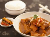 Spicy South-east Asian Curry recipe