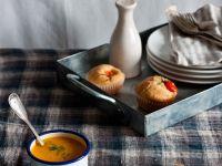 Spicy Spelt Muffins recipe