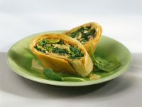 Spicy Spinach Strudel recipe