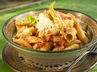 Spicy Tomato Pasta recipe