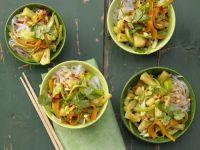 Spicy Vegetable Noodles recipe