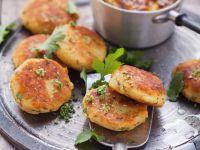 Spicy Veggie Patties recipe