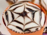 Decorated Web Cakes recipe