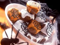 Spiderweb Muffins recipe