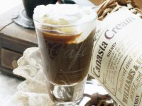 Spiked Coffee and Whipped Cream recipe