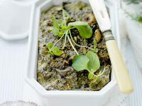 Spinach and Broccoli Bake recipe