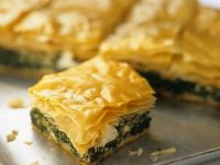 Spinach and Feta Pie recipe