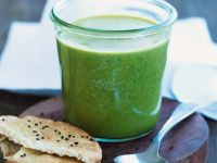 Spinach and Parsley Soup recipe