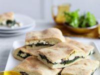 Spinach and Ricotta Pockets recipe