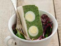 Spinach Loaf recipe