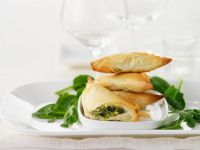 Spinach Pastries recipe