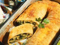 Spinach Roll recipe