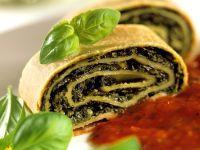 Spinach Strudel recipe
