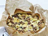 Egg and Soft Cheese Pie recipe