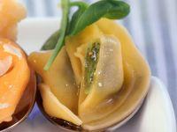 Spinach Tortellini recipe