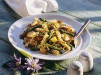 Spiral Pasta with Chicken recipe