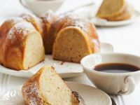 Sponge Cake with Almonds and Orange recipe