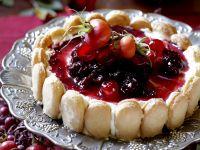 Sponge Cake with Fruit recipe