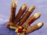 Spooky Halloween Fingers recipe