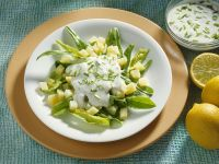 Spring Salad with Dandelion Leaves recipe